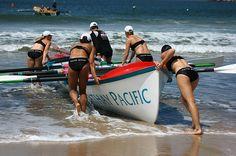 La foto de paddle surf de Nammo