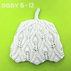 Ravelry: Pixieish pattern by Alexandra Davidoff Baby Hat Knitting Patterns Free, Baby Hats Knitting, Free Knitting, Knitted Hats, Free Pattern, Crochet Hats, Premature Baby, Knitting Projects, Little Ones