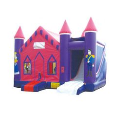 bounce houses Carousel Bounce House Posh Children Parties