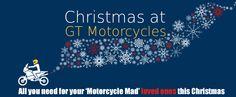 Christmas at GT Motorcycles!