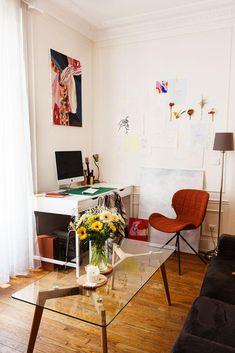 Salon Artiste Peintre Inès Longevial Paris