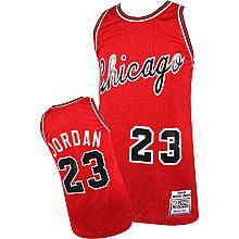 Mitchell & Ness Chicago Bulls Michael Jordan 1984-1985 Hardwood Classics Authentic Road Jersey