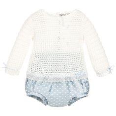 Mebi - 2 Piece Baby Shorts Set   Childrensalon
