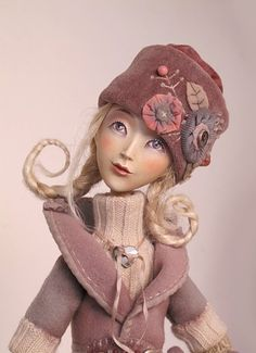 .Almost added to my Passion about Pink Board, love this doll!