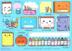 school kawaii - Google Search