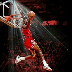 His Airness Michael Jordan