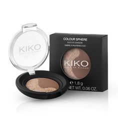 Colour Sphere Duo Mat&Pearly Eyeshadow