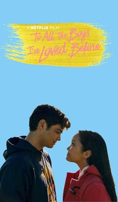 Lara Jean and Peter kavinsky Teen Movies, Iconic Movies, Netflix Movies, Good Movies, Indie Movies, Movies To Watch, Lara Jean, Love Movie, I Movie