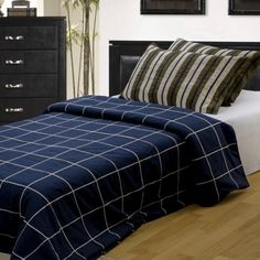 Buy BLUE COTTON TAPE #DUVETCOVER from www.home-furnishings.com