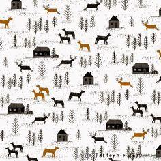 A pattern a day es la web de Annelies donde cada día publica un nuevo diseño de estampado.   Son todos bastante originales y os he traído u...