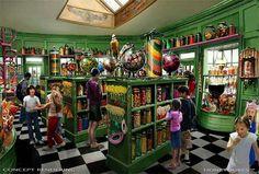 Honeydukes, The Wizarding World of Harry Potter, Islands of Adventure, Universal Orlando Harry Potter Themenpark, Harry Potter Sweets, Harry Potter Candy, Harry Potter Thema, Harry Potter Birthday, Harry Potter Universal, Universal Orlando, Hollywood, Candy Shop