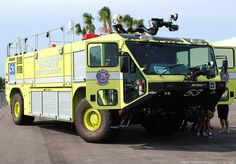 Oshkosh Striker Airport Rescue Fire Fighter Truck | by Infinity & Beyond Photography