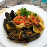 Photos of Black Marlin Seafood Rest. Ratatouille, Places To Eat, Seafood, Ethnic Recipes, Rest, African, Photos, Black, Sea Food