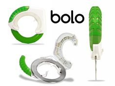 Bolo, the rolling knife. Easy to use, faster and much more precise than scissors or a regular knife. | THE UT.LAB | Loves Cool Kickstarter Projects *