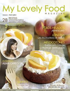 My Lovely Food Magazine 2 shop.mylovelyfood.com