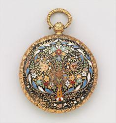 Watchmaker: Pierre Morel | Watch | Swiss, Geneva | The Met