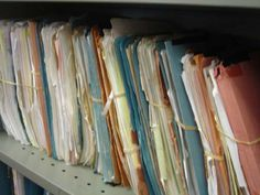 How to store your emergency documents. What documents you'll need in an emergency.