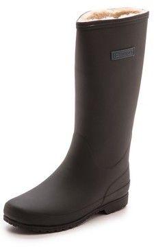 ShopStyle.com: Tretorn Kelly Vinter Lined Rain Boots