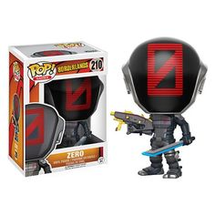 (affiliate link) Borderlands Zero Pop! Vinyl Figure