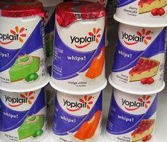 My Lamp is Full: How to Make Yogurt Whips Like Yoplait!
