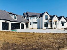 Now that's a good start to the week! Look at how stunning and close to completion this custom build is. 🤩 📍Mills Ranch Lot 6 • • • • • #fieldstonehomes #fieldstonehomeskc #kansasbuilder #kansashomes #customhomes #spechome #millsranch #southoverlandpark #johnsoncounty #johnsoncountyks #framinglife #homeframing #beautifulhomes #modernfarmhousearchitecture #customhomes #curbappealmatters #underconstruction #bighouses Farmhouse Architecture, Overland Park, Big Houses, Under Construction, Custom Homes, Beautiful Homes, Mansions, House Styles, Building