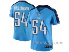 http://www.jordannew.com/womens-nike-tennessee-titans-54-avery-williamson-limited-light-blue-rush-nfl-jersey-super-deals.html WOMEN'S NIKE TENNESSEE TITANS #54 AVERY WILLIAMSON LIMITED LIGHT BLUE RUSH NFL JERSEY CHEAP TO BUY Only $23.00 , Free Shipping!