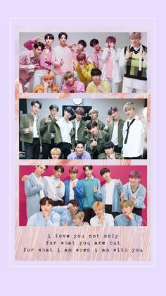 Best News Peach Aesthetic Wallpaper : Peach Aesthetic Wallpaper - - You Are My World, You Are My Life, Peach Aesthetic, Kpop Aesthetic, Got7 Jackson, Ha Sungwoon, Pop Bands, 3 In One, Love You
