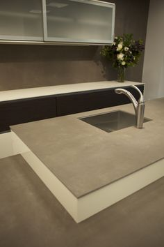 Neolith Barro Kitchen Countertop | The Stone Collection