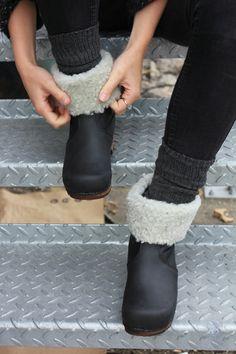 Sanita Gro boot in black