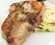 Bisteca com Manteiga Aromatizada (Foto: Mais Você/Gshow)