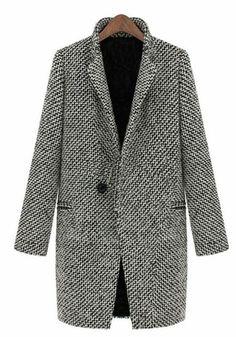 Parmi les accessoires indispensables pour cette saison est le manteau long femme. Il est un vrai signe de l'hive,donc savourez le dans la galerie ci-dessous