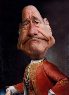 Gilles Morand Caricatures: Jacques CHIRAC