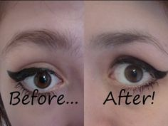 How to shape your eyebrows FROM SCRATCH.