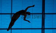 Kormos  Villo Hun London Queen Elizabeth II Olympic Park Pool Len 2016 European Aquatics Elite Championships Diving Women's 10m platform Preliminary Day 05 13 05 2016 (Photo by Insidefoto/Imago/Icon Sportswire)