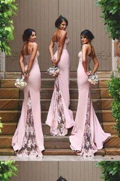 Pink Bridesmaid Dresses Uk, Wedding Bridesmaids, Sequin Bridesmaid, Backless Bridesmaid Dress, Bohemian Bridesmaid, Black Bridesmaids, Bridesmaid Outfit, Wedding Bouquet, Vestidos Sexy