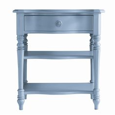 Coastal Living Cottage Bedside Table Night Stand by Stanley Furniture - Becker Furniture World - Night Stand Twin Cities, Minneapolis, St. Paul, Minnesota