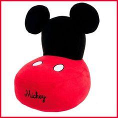 silla sillon puff para bebe o nio decoracion mickey mouse
