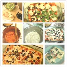 A Starch Free Cookbook: {No Starch in My} Pizza