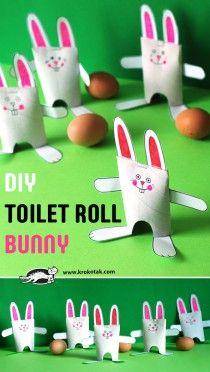 DIY toaletní papír BUNNY