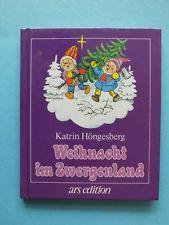 West Germany Weihnacht im Zwergenland Katrin Höngesberg Weihnachten