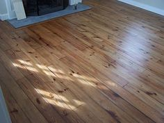 Good Questions: Tung Oil for Wood Floors? | Tung oil, Pine flooring ...