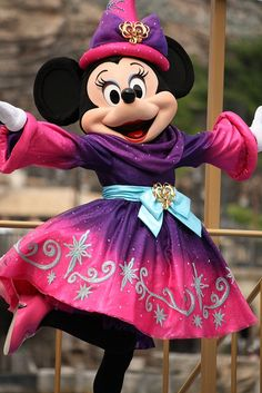Minnie at Be Magical, Tokyo Disneysea