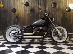 Vstar bobber....this is sweet!