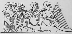 music in ancient egypt - Buscar con Google