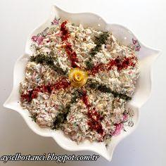 Aysel'in Mutfağı: ARPA ŞEHRİYE YOĞURTLUSU