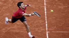 Novak Djokovic swats aside Dominic Thiem to reach French Open final - French Open men 2016 - Tennis - Eurosport UK