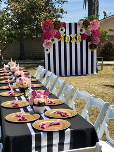 bridal shower decorations 545568942360980725 - Trendy Birthday Brunch Party Decorations Decor Kate Spade Ideas Source by pilidinu Kate Spade Party, Kate Spade Bridal, Brunch Party Decorations, Brunch Decor, Bridal Shower Decorations, Birthday Brunch, 30th Birthday Parties, Birthday Dinners, 70th Birthday