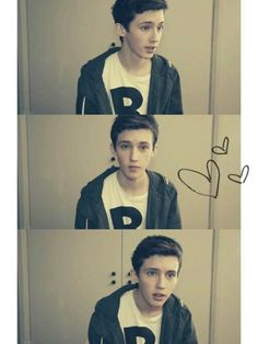 Troye Sivan<<<<< don't really know who he is but I will look him up...