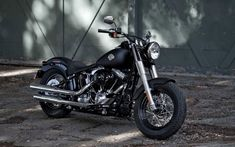 2012 Harley Davidson Softtail Slim ~ I think this might have to be my next bike...maybe...hmmm....