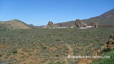 El Parador de las Cañadas del Teide